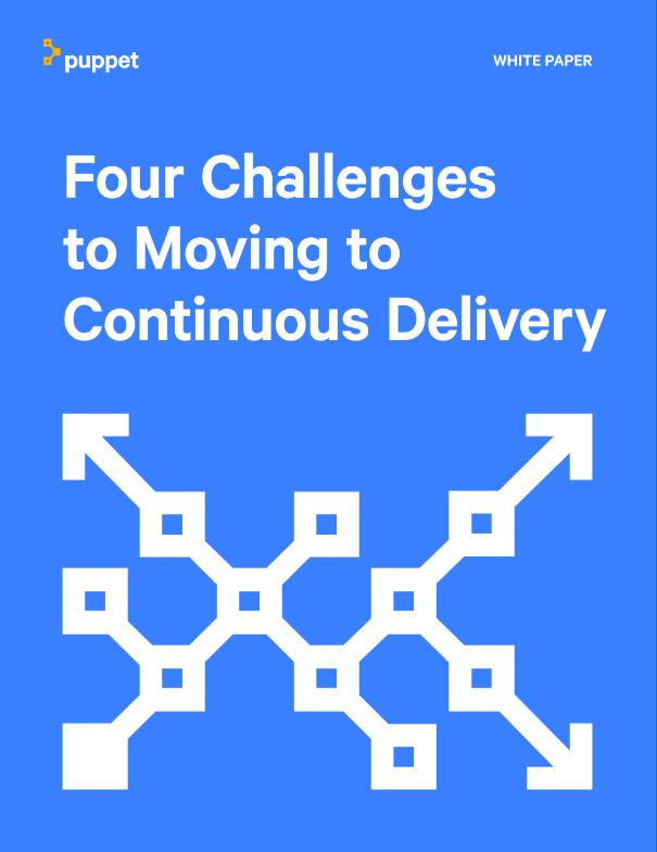 Four Challenges to Moving to Continuous Delivery
