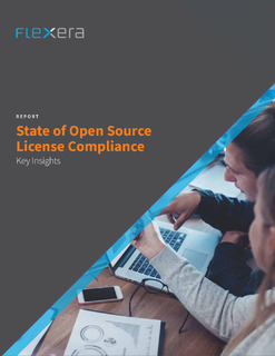 The State of Open Source Compliance Management