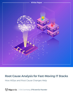 Root Cause Analysis for Fast-Moving IT Stacks