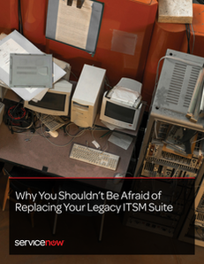Who's Afraid of Legacy Consolidation?