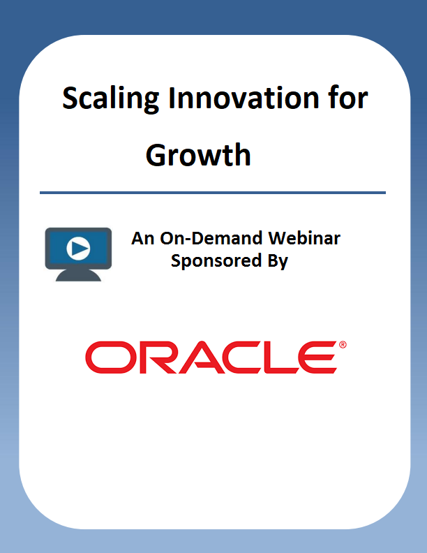 Scaling Innovation for Growth