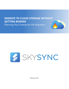Migrate to Cloud Storage Without Getting Burned