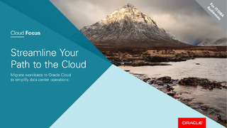 Streamline Your Path to the Cloud