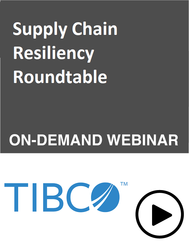 Supply Chain Resiliency: Countermeasures & Resource Mobilization