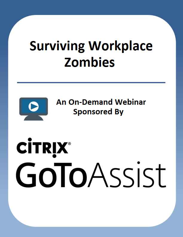 Surviving Workplace Zombies
