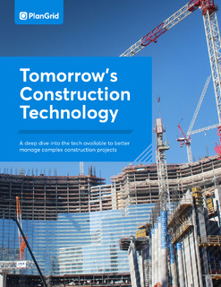 Tomorrow's Construction Technology