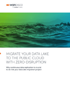 Migrate Your Data Lake to the Public Cloud with Zero-disruption