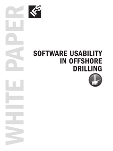 Software Usability in Offshore Drilling