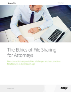 Ethics of File Sharing
