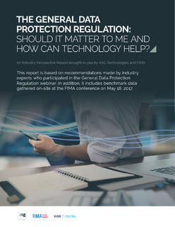 GDPR: Should it Matter to Me and How Can Technology Help?