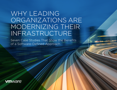 Why Leading Organizations are Modernizing Their Infrastructure