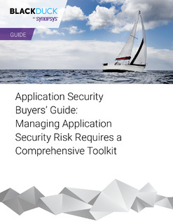 Application Security Buyers' Guide