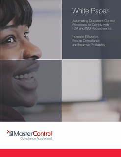 Automating Document Control Processes