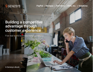 Building a Competitive Advantage Through Customer Experience