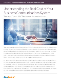 Calculating the Real Cost of Your Business Phone System
