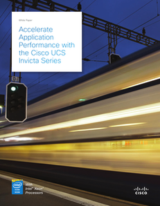 Accelerate Application Performance with the Cisco UCS Invicta Series