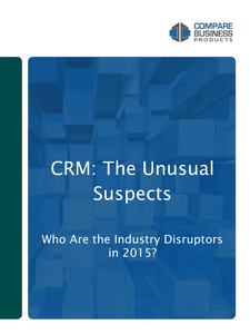 CRM – The Unusual Suspects