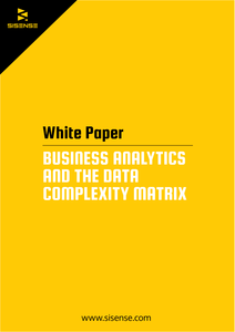 Business Analytics and the Data Complexity Matrix