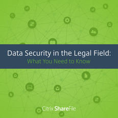 Data Security in the Legal Field: What You Need to Know