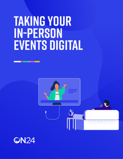 Taking Your In-Person Events Digital