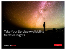 Take Service Availability to New Heights