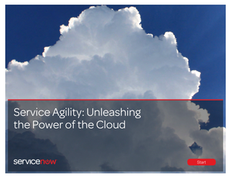 Service Agility: Unleashing the Power of the Cloud