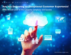 Frost & Sullivan: Are You Delivering Exceptional Customer Experience?
