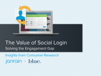2013 Consumer Research: The Value of Social Login