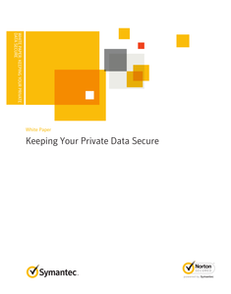 Keeping Your Private Data Secure