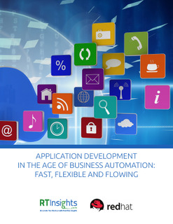 Application Development in the Age of Business Automation: Fast, Flexible and Flowing