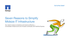 Seven Reasons to Simplify Midsize IT Infrastructure