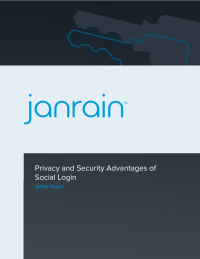Privacy and Security Advantages of Social Login