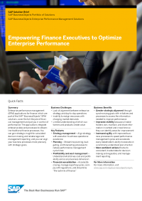 Empowering Execs to Optimize Performance Management