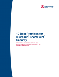 SharePoint Best Practices 2013