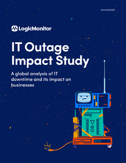 IT Outage Impact Study