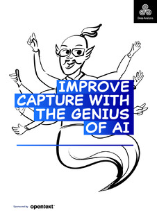 Improve Capture with the Genius of AI