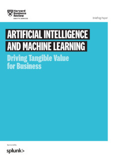 AI and ML Driving Tangible Value for Business