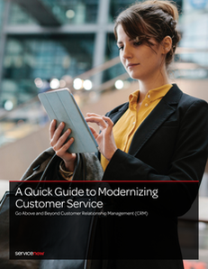 A Quick Guide to Modernizing Customer Service