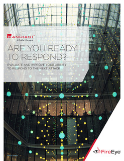 Are You Ready to Respond?