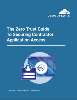 The Zero Trust Guide to Securing Contractor Application Access