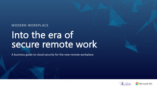 Into The Era Of The Secure Remote Work