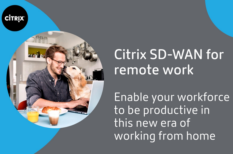 Enable your workforce to be productive in the new era of working from home