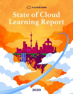 State of Cloud Learning Report 2020 | ACG Report