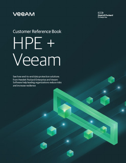 Customer Reference Book: HPE + Veeam