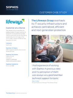 Lifeways Case study