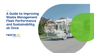 A Guide to Improving Waste Management Fleet Performance and Sustainability at Once