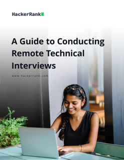 A Guide to Conducting Remote Technical Interviews
