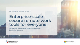 Enterprise-Scale Secure Remote Work Tools For Everyone