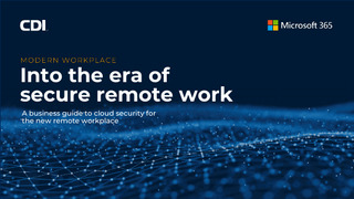 Into the Era of Secure Remote Work