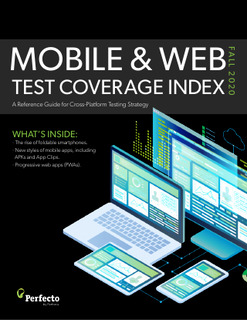 Mobile & Web Test Coverage Index: A Reference Guide for Cross-Platform Testing Strategy